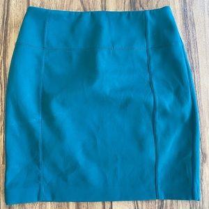 Lululemon Teal Mini Skirt